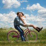 Par koji se vozi na biciklu