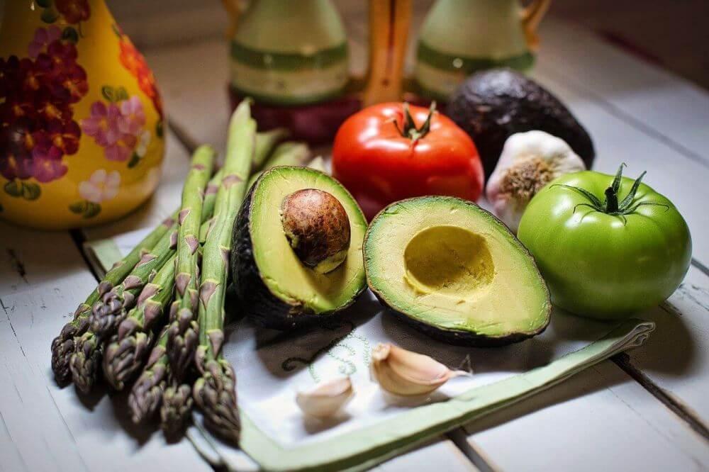 avokado-povrće