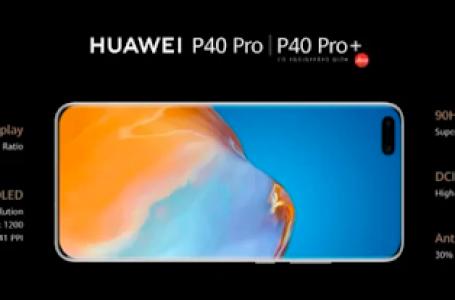 Najvažije činjenice o Huawei P40 seriji telefona