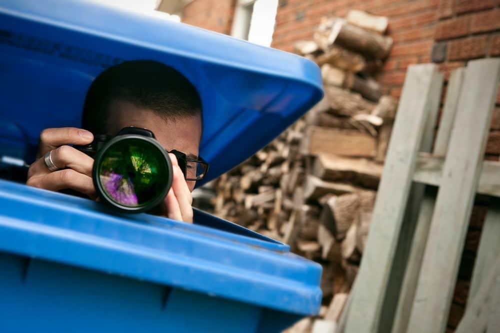 Špijunska oprema