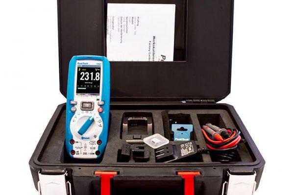 Najnovija generacija multimetra – PeakTech 3450 sa termo kamerom