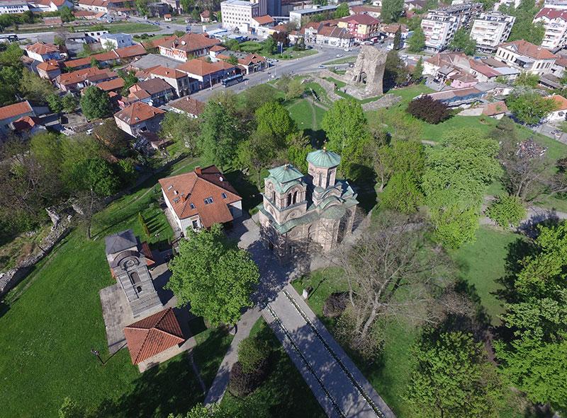 Turistički vrlo primamljivi gradovi Srbije